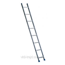 Приставная алюминиевая лестница Tubesca 1х12, Франция