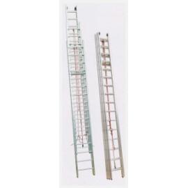Лестница на канатной тяге ТUBESKA Pronor 3х16, Франция