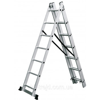 Лестница алюминиевая 3х7, Кентавр