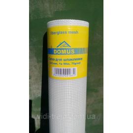 Сетка для шпаклевки,плотность 75г/м2 яч.5х5мм, рул. 1х50м